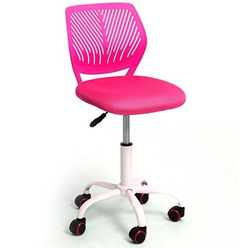 Aingoo silla de oficina en casa media de la espalda - Sillas ordenador amazon ...